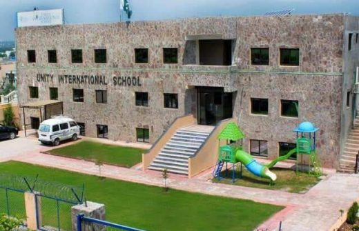 UIS building